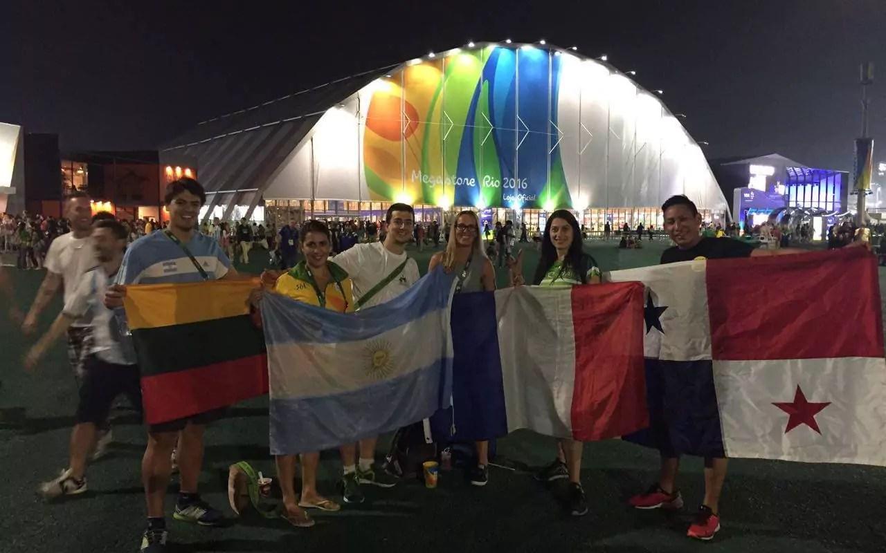 Revenus de Rio, des bénévoles alsaciens racontent leurs Jeux Olympiques