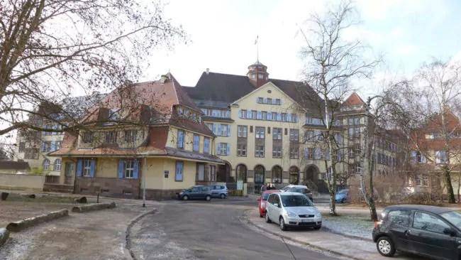 Le foyer Charles Frey à Strasbourg accueille des enfants en internat et en accueil de jour (Photo Paralacre/Wikimedia/cc)