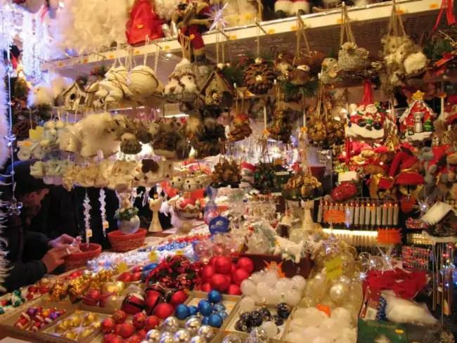 Le Marché de Noël, la haute saison pour Strasbourg (Photo notfrancois/vsualhunt/cc)