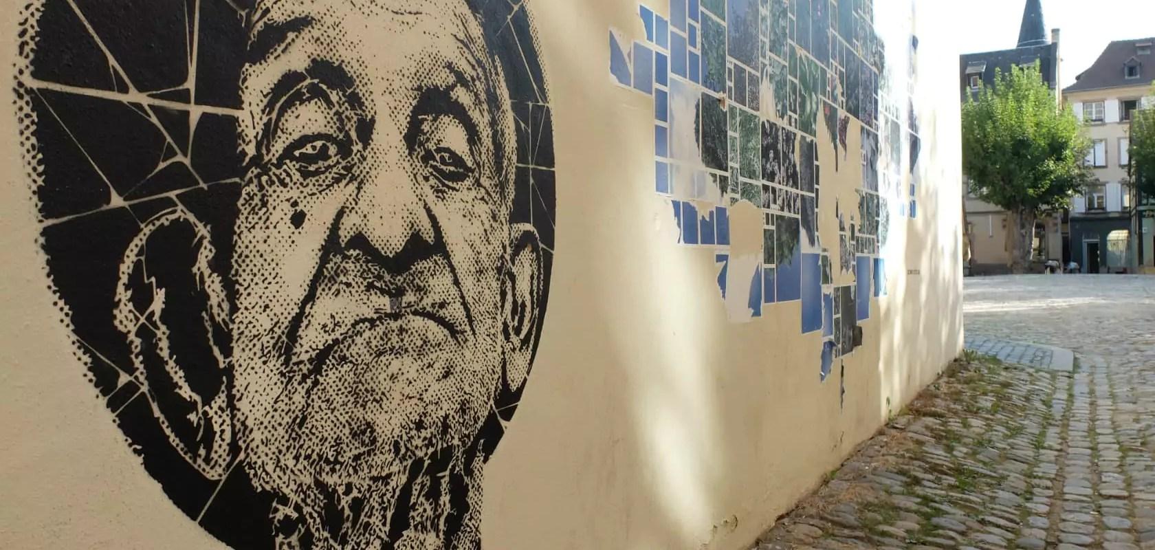 Où sont les oeuvres de street art à Strasbourg