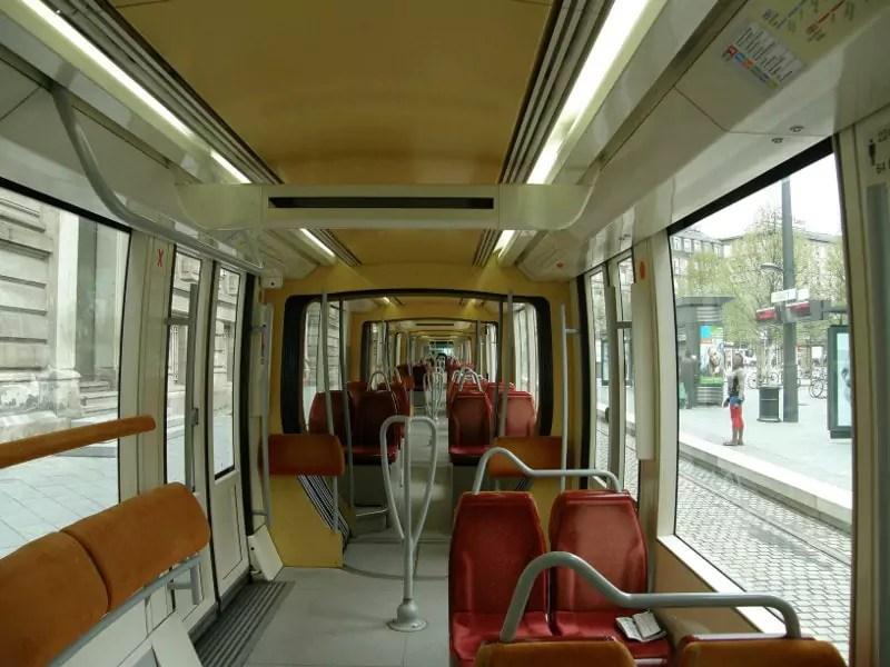 Suite à des caillassages, plus de trams B vers Lingolsheim jusqu'à jeudi