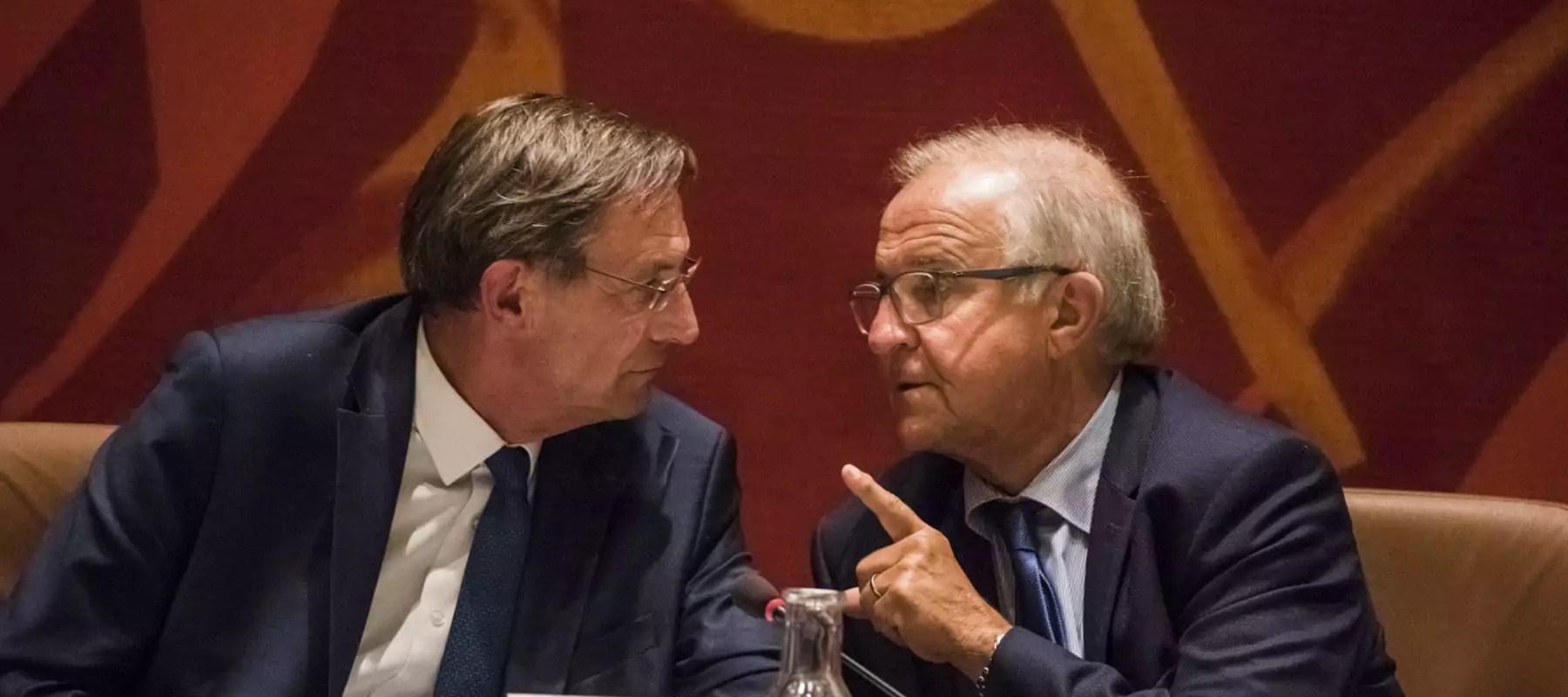 Un conseil de l'Eurométropole aux allures de bilan du mandat