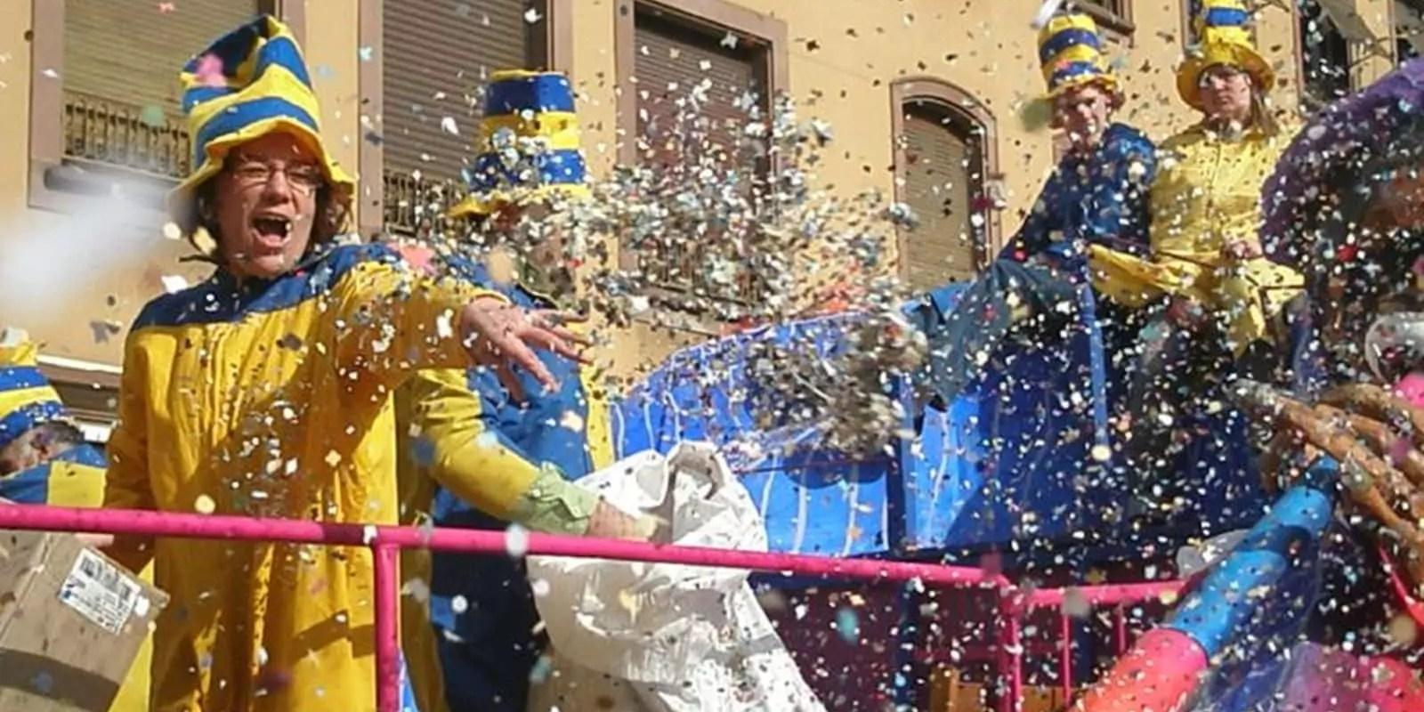Le défilé de carnaval de Strasbourg ne veut plus faire peur aux enfants