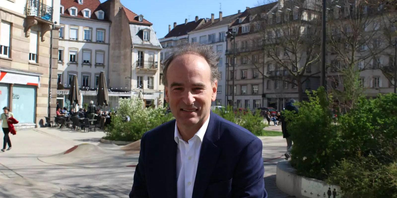 Législatives : Guillaume d'Andlau, candidat en marche vers «En Marche»