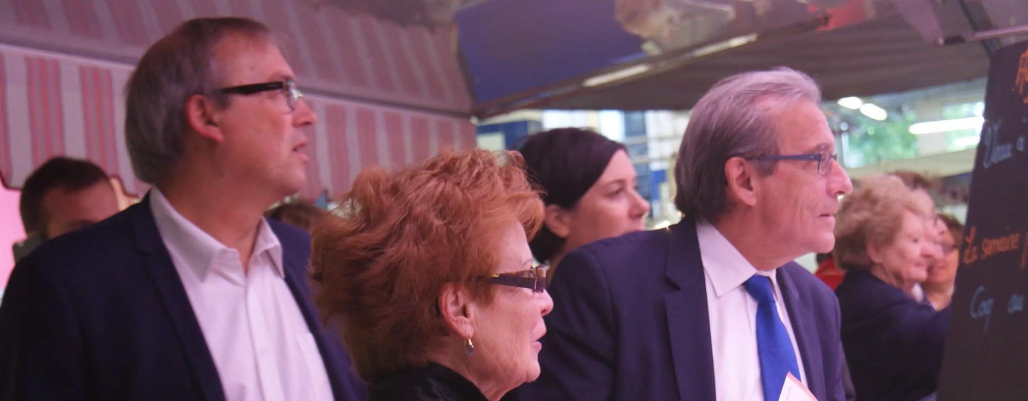 Législatives : la division de la majorité municipale s'affiche à Strasbourg-sud