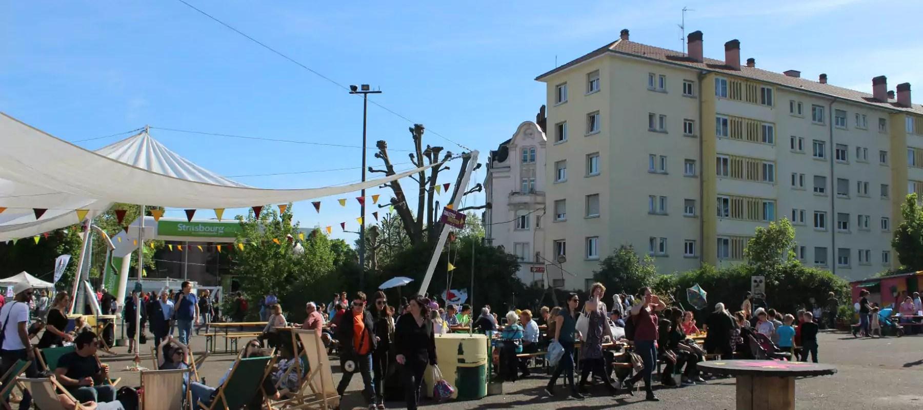 Dans le quartier historique du Port-du-Rhin, le tram ne va pas tout régler