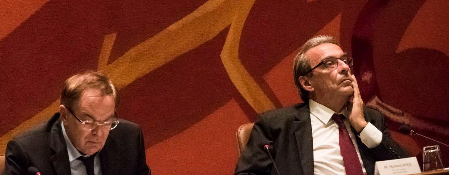 Roland Ries quitte le groupe socialiste du conseil municipal