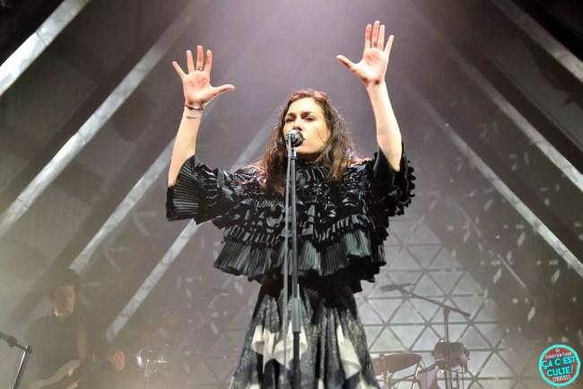 Olivia Ruiz est la tête d'affiche de la Fête de la musique cette année.