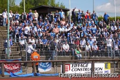 Des galères de la CFA 2 à la Ligue 1, souvenirs de supporters du Racing