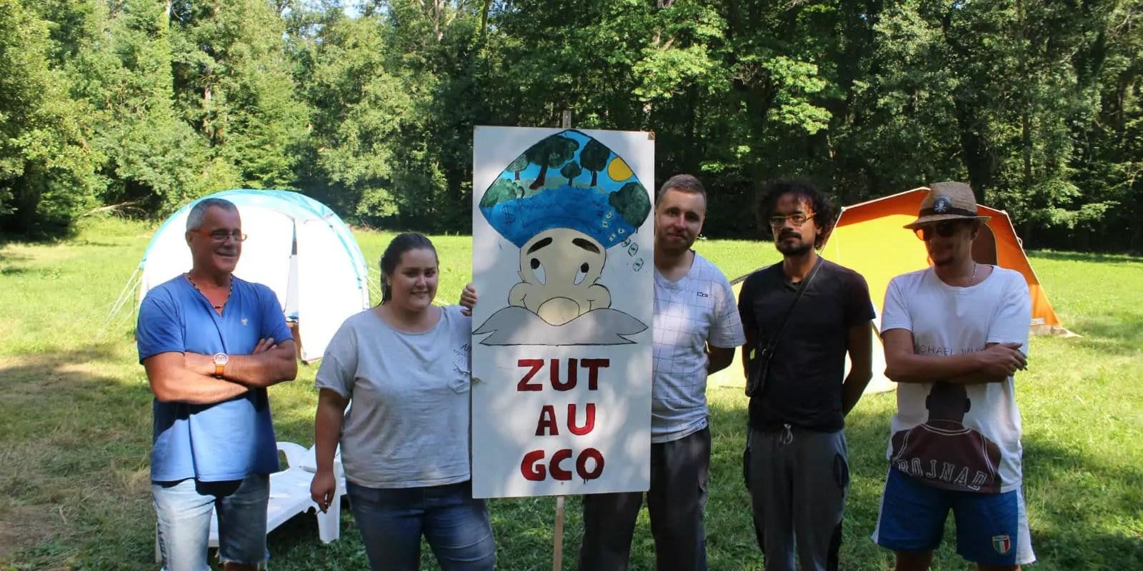 À Kolbsheim, le GCO tient sa Zone à défendre
