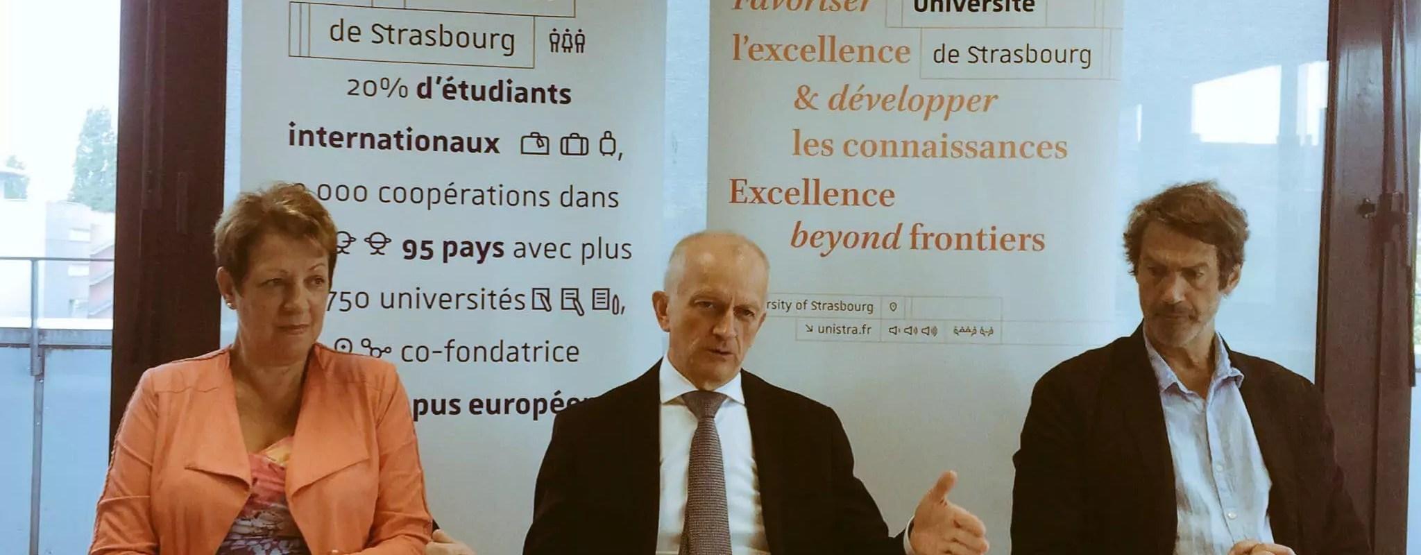 «Modèle à bout de souffle», le président de l'Unistra Michel Deneken se lance dans le débat national