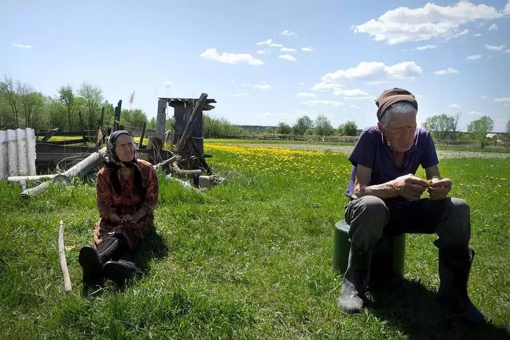 Zvizdal près de Tchernobyl: avec ceux qui choisissent de rester