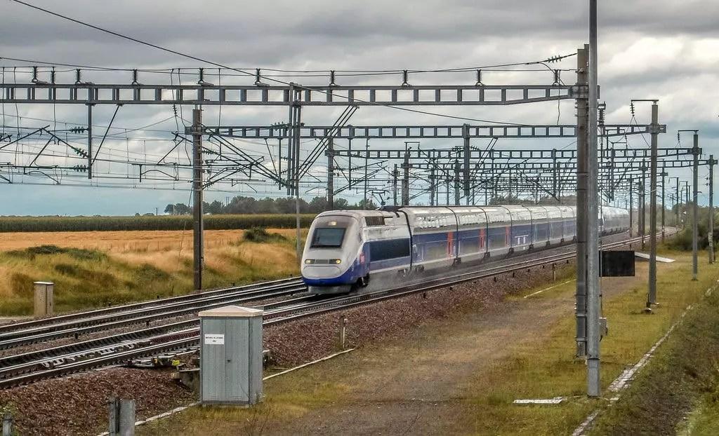 La ligne de TGV Rhin-Rhône, «non-prioritaire» avant… 2038