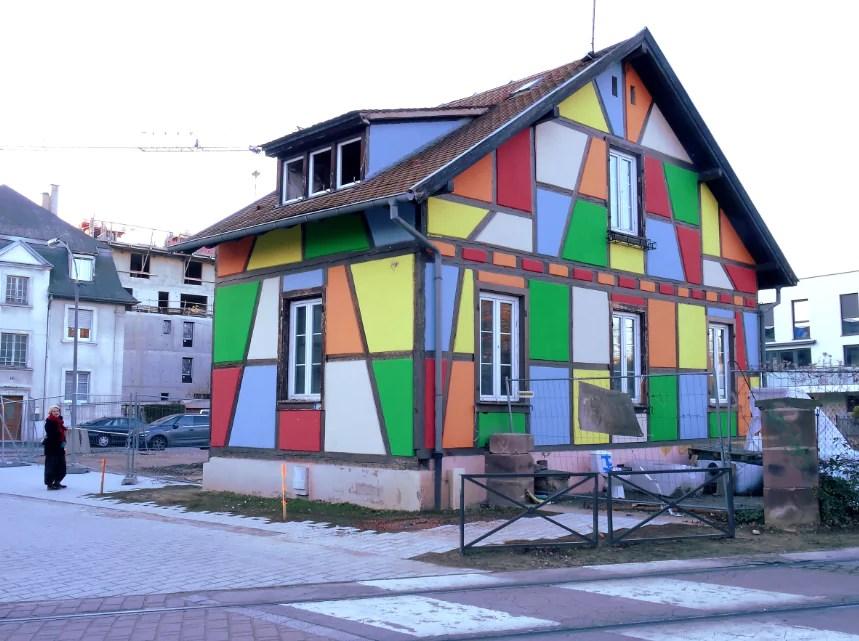 Colorée, participative et ouverte, une «Maison citoyenne» en construction au Neudorf