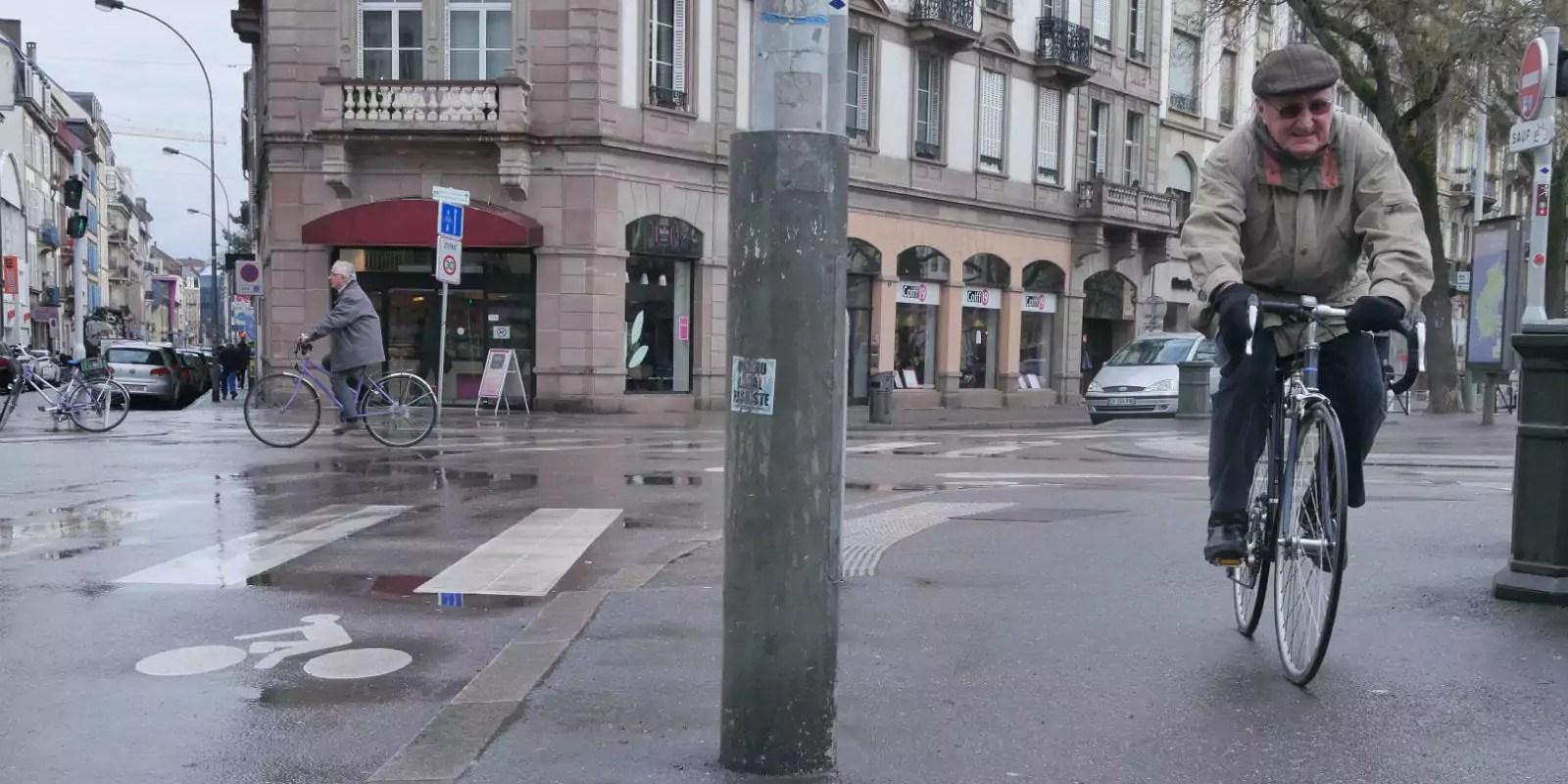 Strasbourg à nouveau au top d'un classement des villes cyclables
