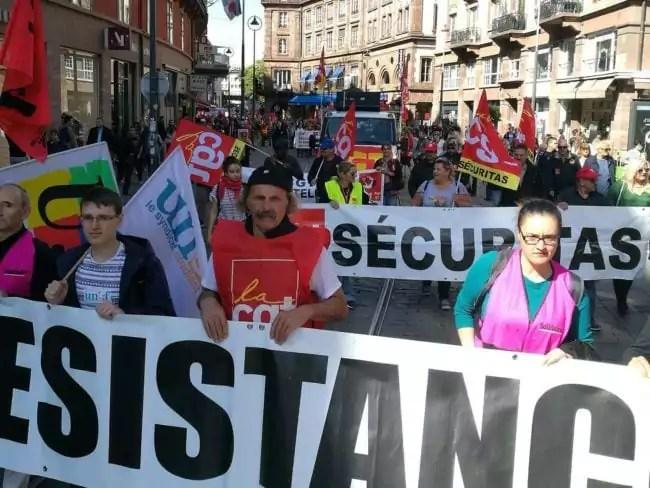 Syndicats et étudiants pour une «convergence des luttes» le 1er mai