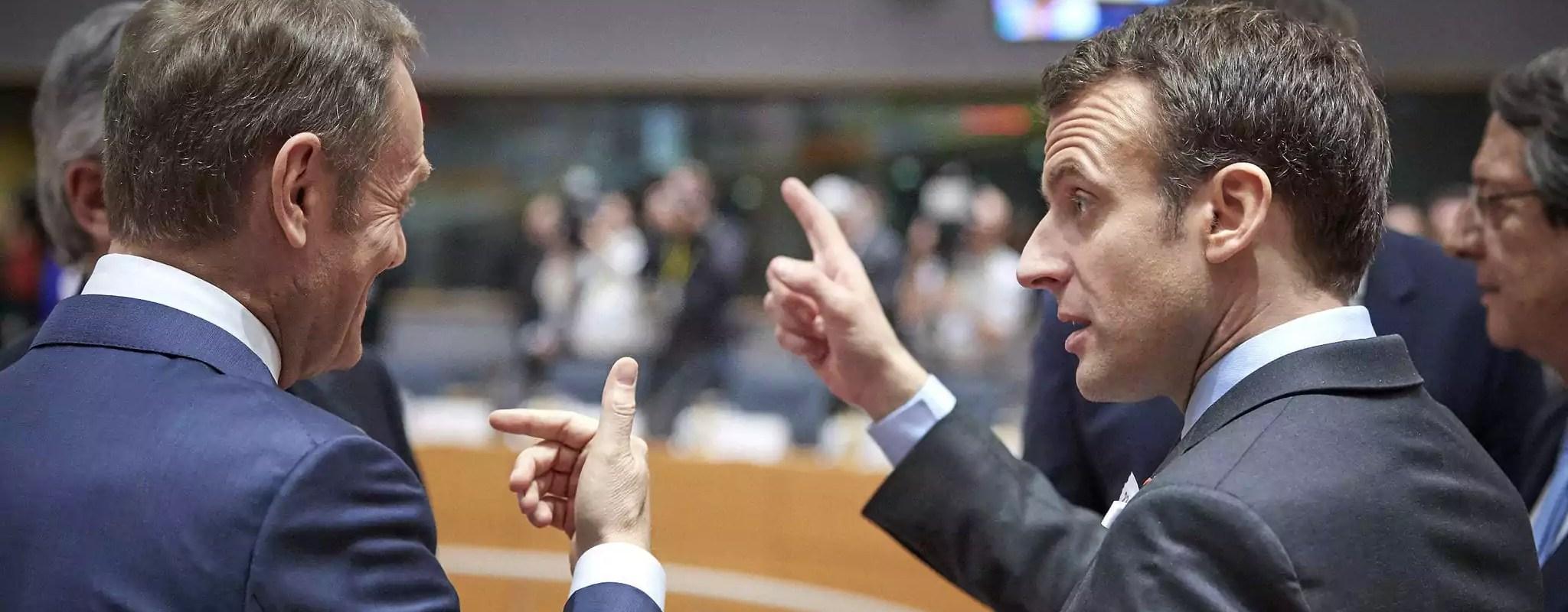 Mardi, suivez l'intervention d'Emmanuel Macron au Parlement européen