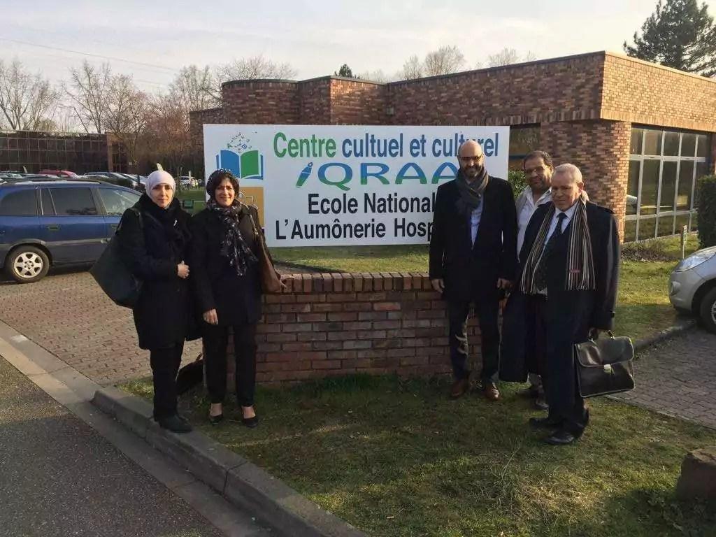 Préfiguration d'une faculté des imams, l'école des aumôniers musulmans ouvre à Strasbourg