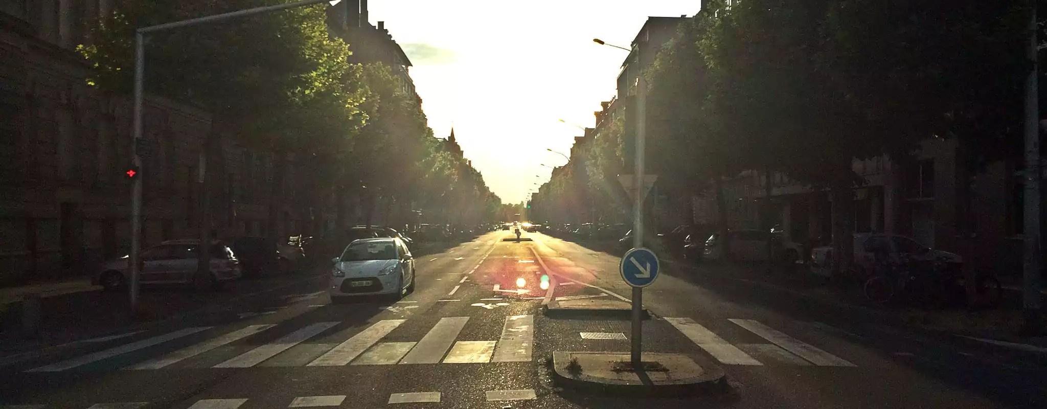 Avec la Vélorution et l'avenue des Vosges, comme un parfum de pré-municipales de 2020