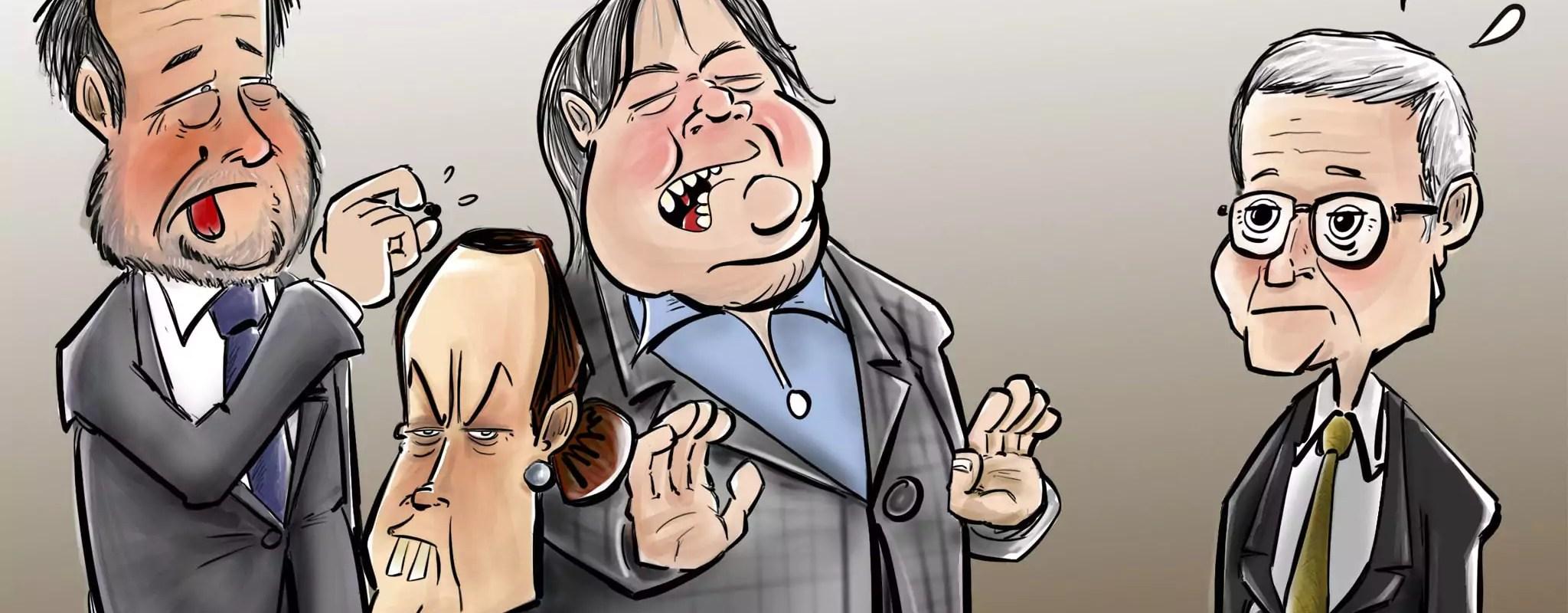 Un problème de communication entre l'opposition et le déontologue?