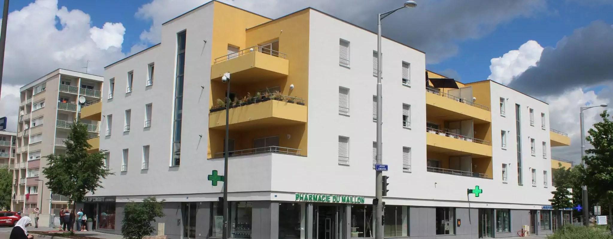 Strasbourg aide à l'implantation de commerces de proximité à Hautepierre