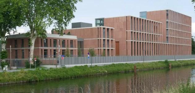 En grès des Vosges et carreaux d'Iznik, le monumental consulat de Turquie se dévoile