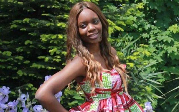 Naomi Musenga en 2006 (photo famille Musenga / doc remis)