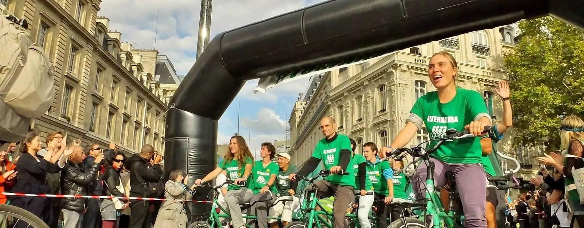 Vendredi et samedi, le Tour de France Alternatiba fait étape à Strasbourg