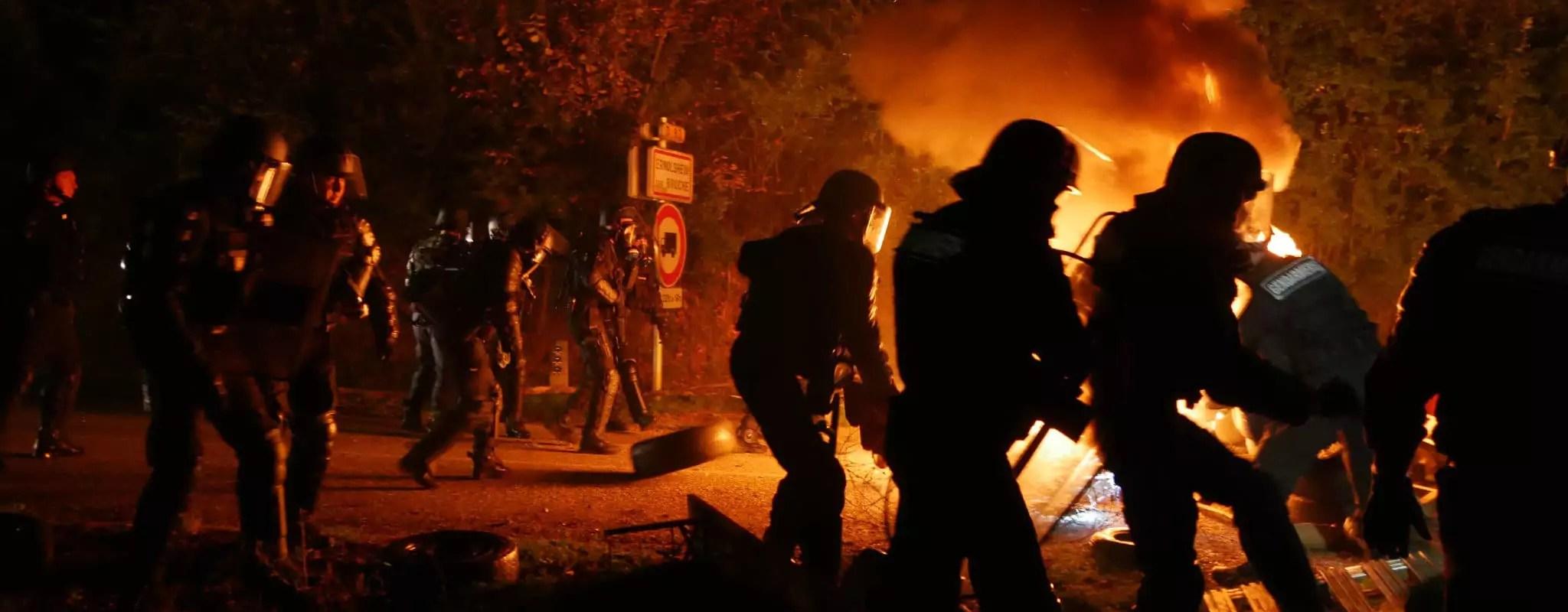 En une nuit, de l'espoir aux larmes pour les opposants au GCO