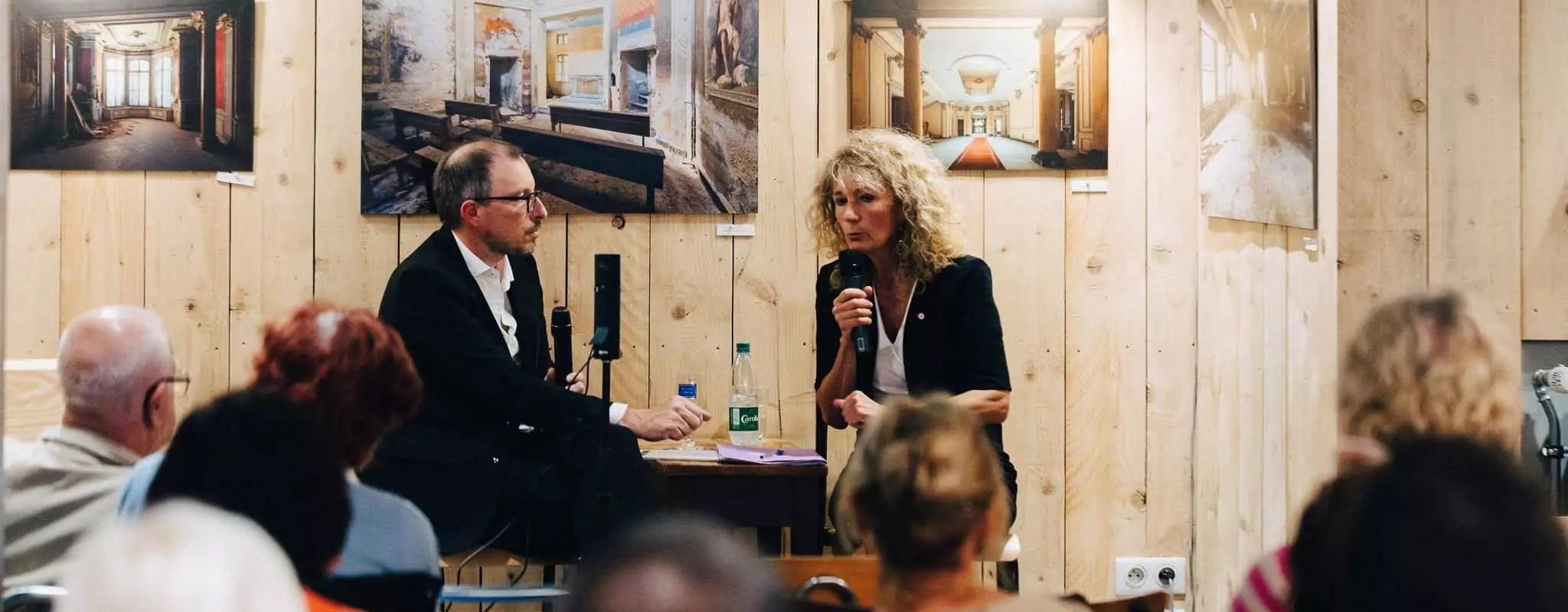 Martine Wonner était notre invitée de l'apéro, retrouvez l'interview réalisée en direct