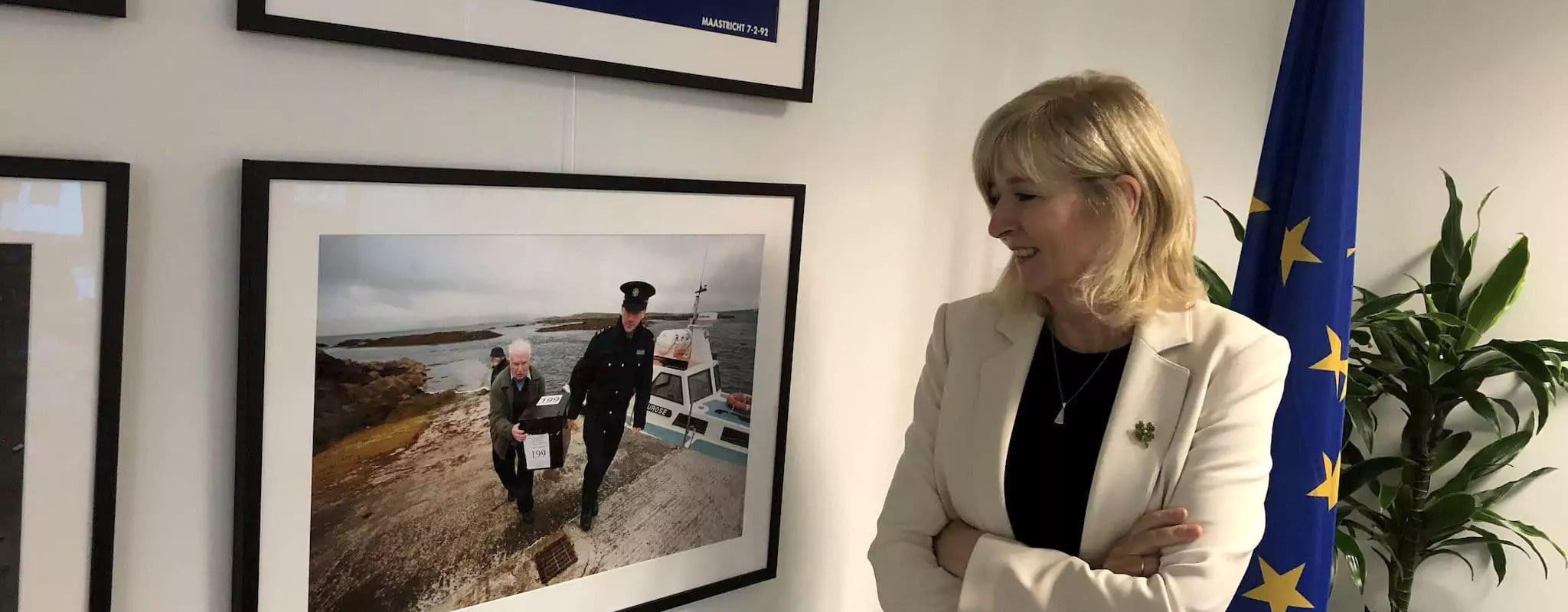 Emily O'Reilly, médiatrice européenne: «La décision de travailler à Strasbourg ou à Bruxelles ne m'appartient pas»