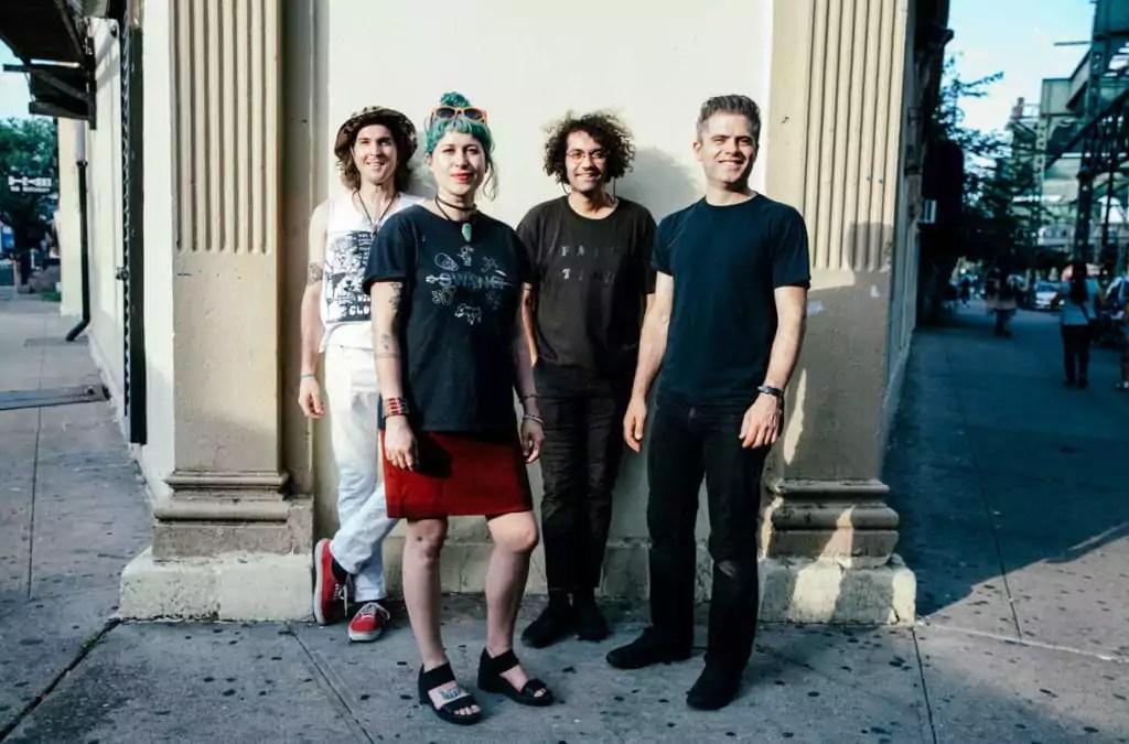 PILL à l'Hôtel des Postes vendredi: un concert punk et saxo qui va faire du bruit