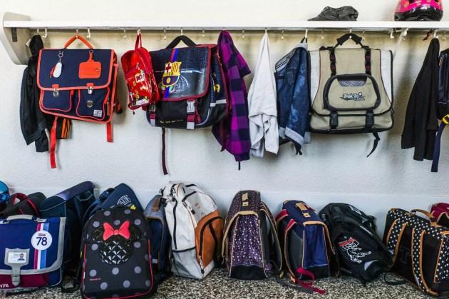 Combien de jours de classe dans les écoles de Strasbourg à la rentrée 2019 ? (photo Pascal Bastien)