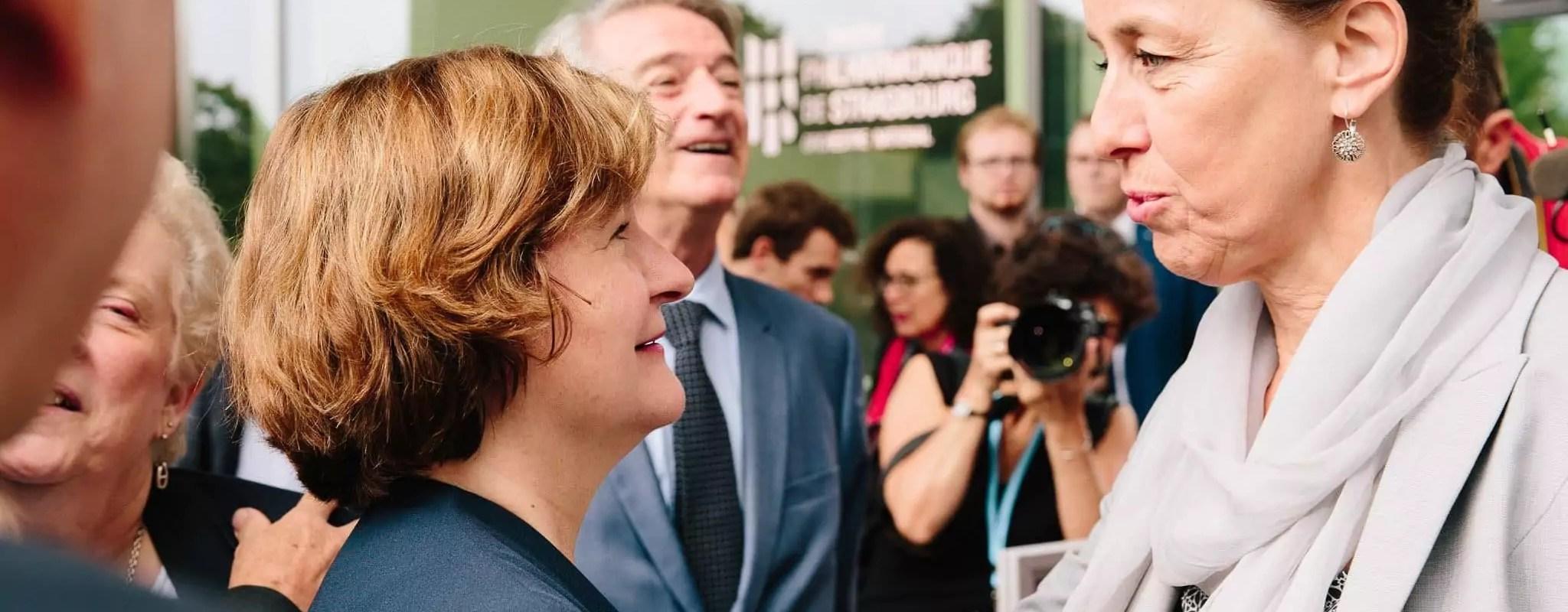 Fabienne Keller, future eurodéputée grâce à «En Marche»