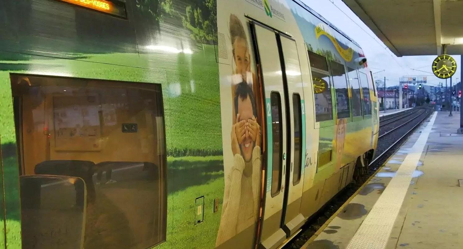 La Région Grand Est espère que la concurrence va sauver les petites lignes de train