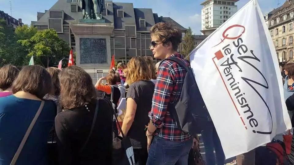 Vendredi, une marche contre les violences conjugales et les féminicides