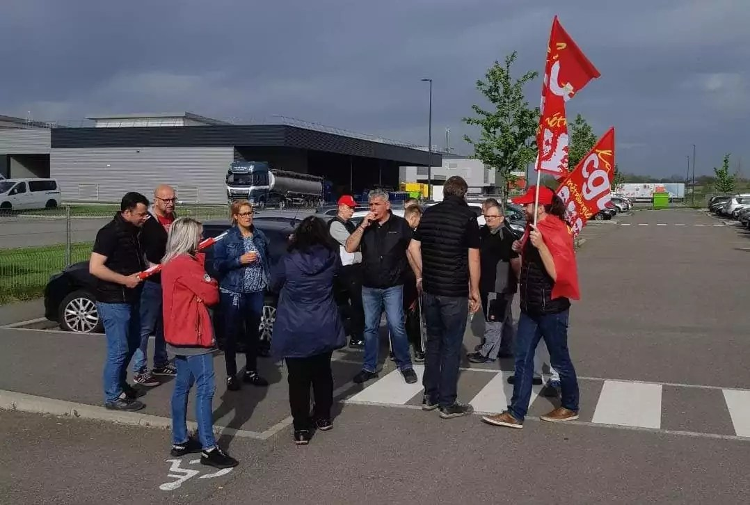 La CGT appelle les salariés de Sew-Usocome à se mobiliser lundi