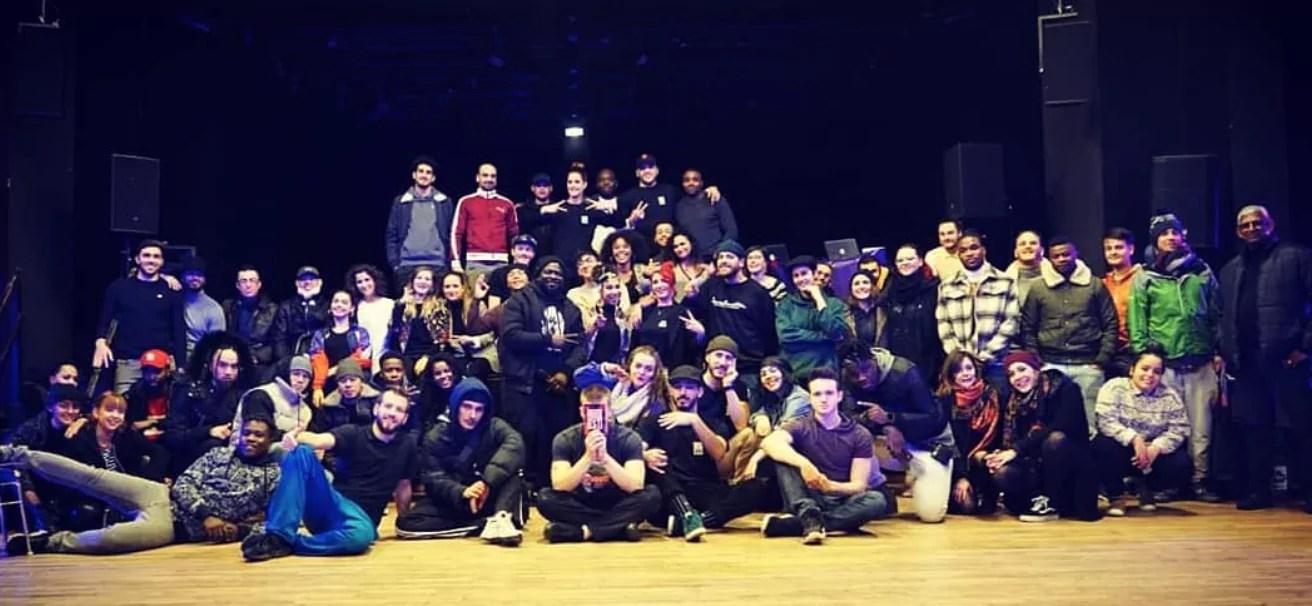Big Est, le collectif qui veut enfin fédérer la culture hip hop locale sous un même blaze