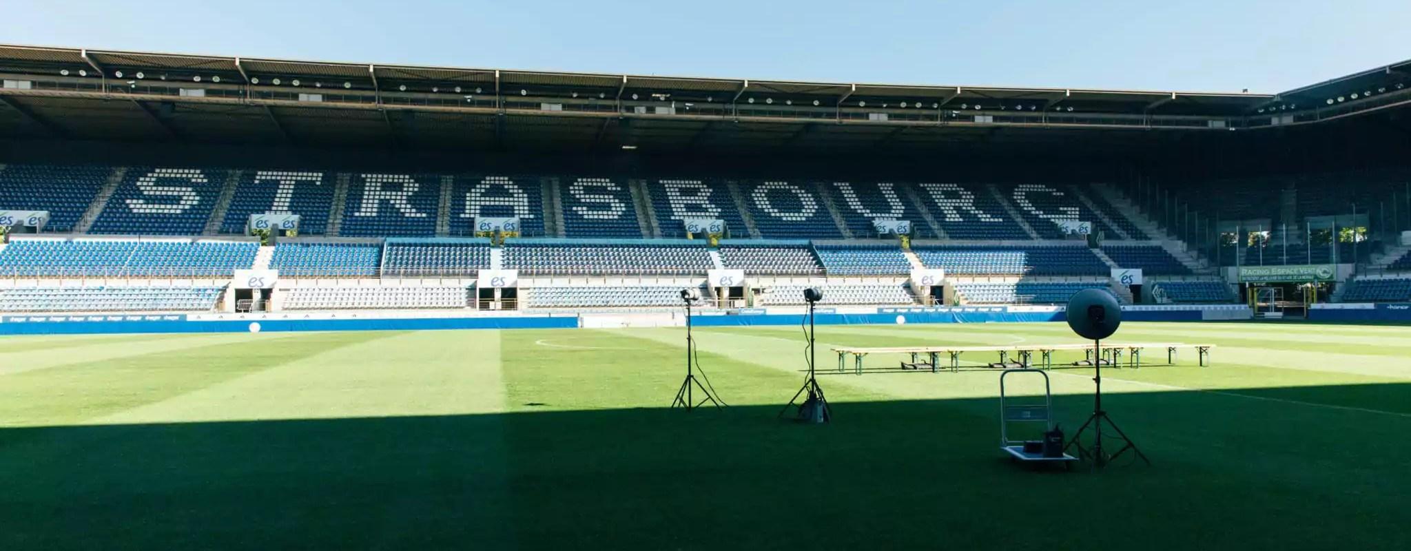 Stade de la Meinau: 100 millions et 4000 places de plus pour le grand public