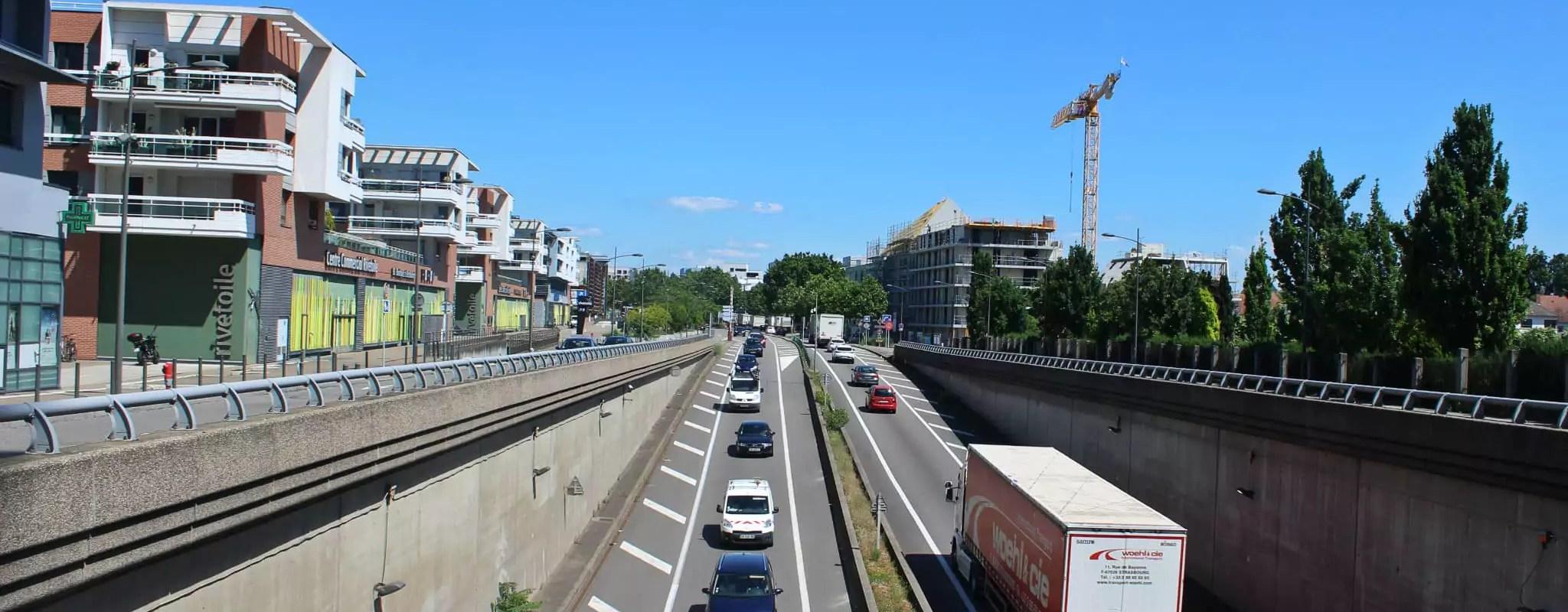 Vingt idées pour réparer l'avenue du Rhin ratée