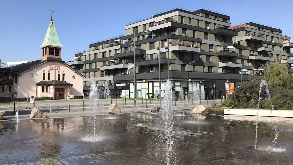 En travaux perpétuels, le Port-du-Rhin quadruplera sa population dans 10 ans