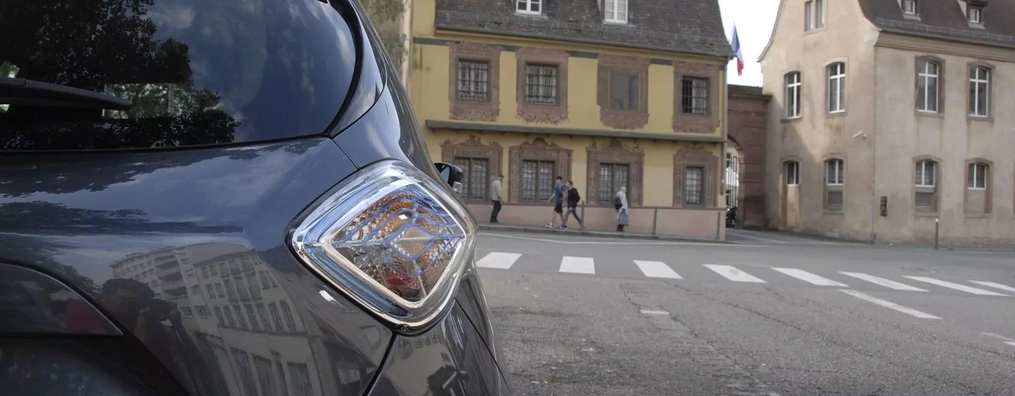 Voitures électriques: Strasbourg primée pour des bornes jamais installées