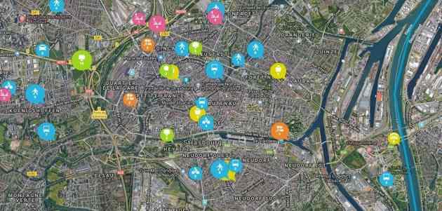 Sur Débatomap comme sur Strasbourg 2028, chaque idée peut être débattue, soutenue ou... descendue (capture d'écran)