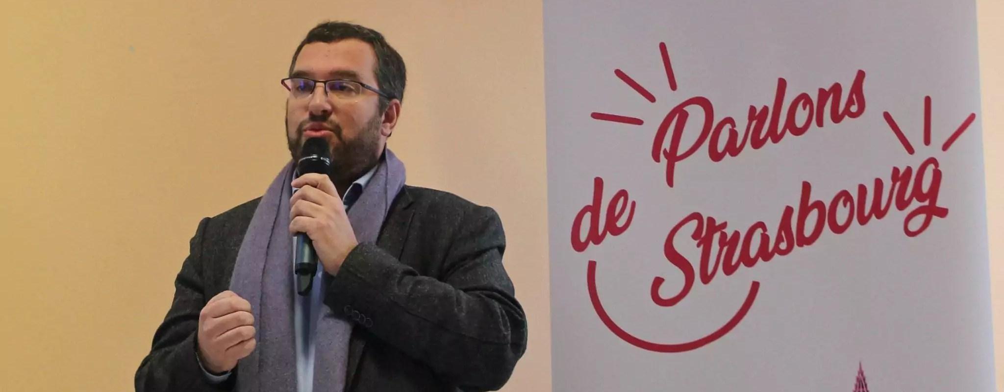 Municipales: Mathieu Cahn quitte la liste «Faire ensemble Strasbourg»