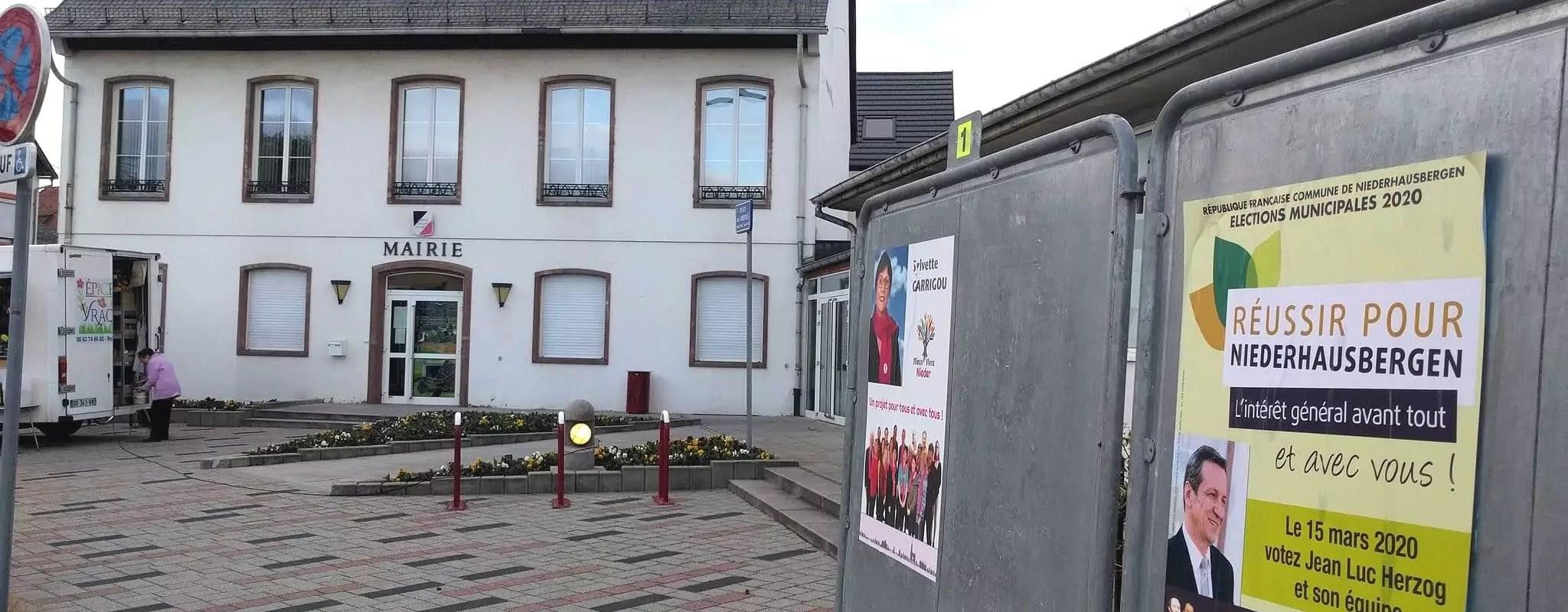 À Niederhausbergen, une liste pour en finir avec les intimidations de Jean-Luc Herzog