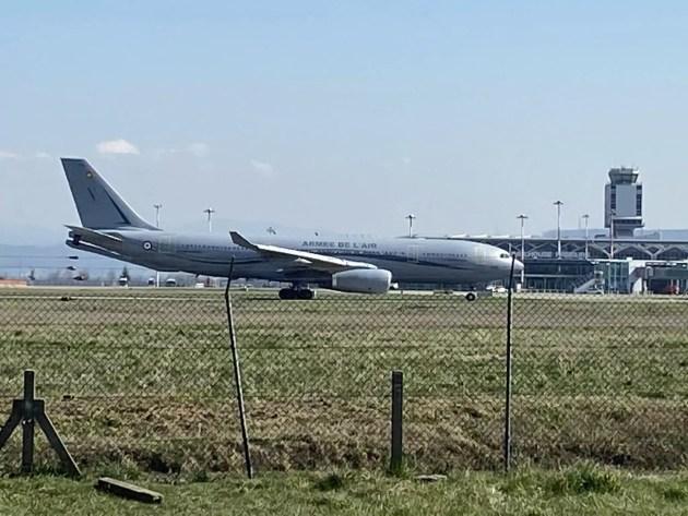 Airbus A330 MRTT de l'Armée de l'Air (Photo Dimitri Rahmelow)