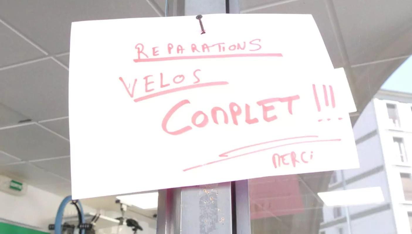 Le succès de «Coup de pouce Vélo» fait dérailler certains réparateurs