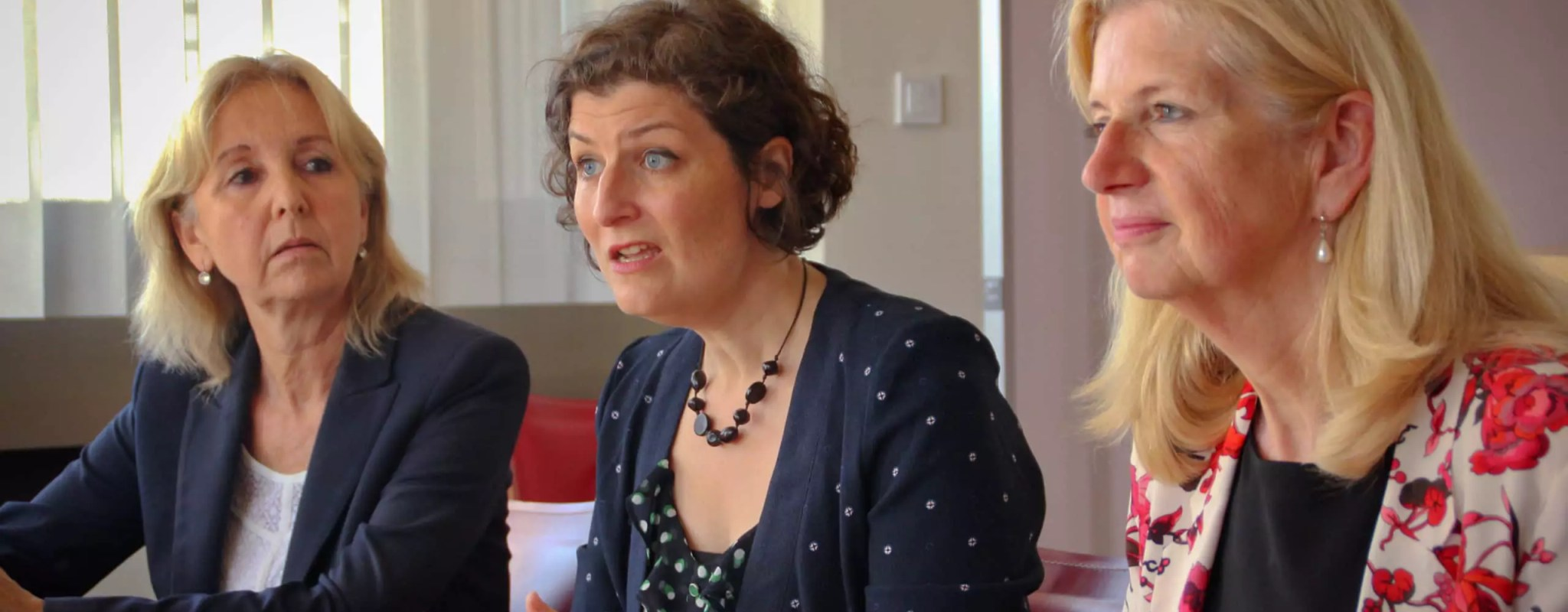Présidence de l'Eurométropole : Jeanne Barseghian et Danielle Dambach soutiennent Pia Imbs, maire de Holtzheim