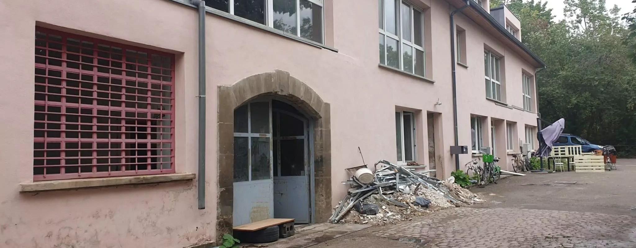 À Kœnigshoffen, une Maison rose de 3000 mètres carrés attend des bras et des porteurs de projet