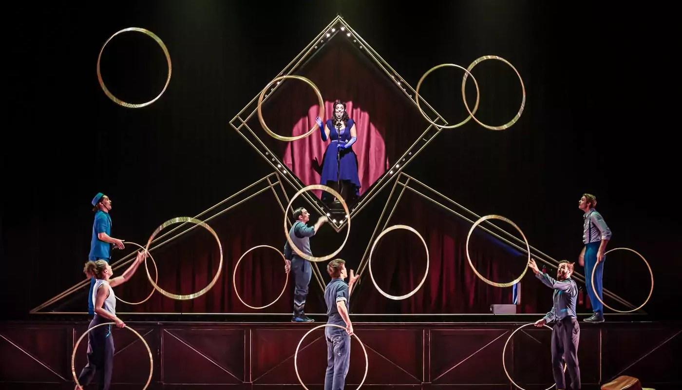 Cirque, théâtre et humour: le dégel du Point d'Eau